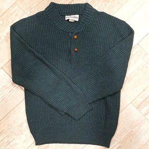 Boys 1980s Vintage Knit Sweater